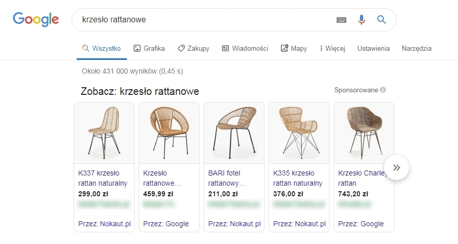 Google Shopping Ads